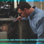 Measuring and Reducing AC Systems Noise